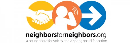 Neighbors for Neighbors Logos Voices