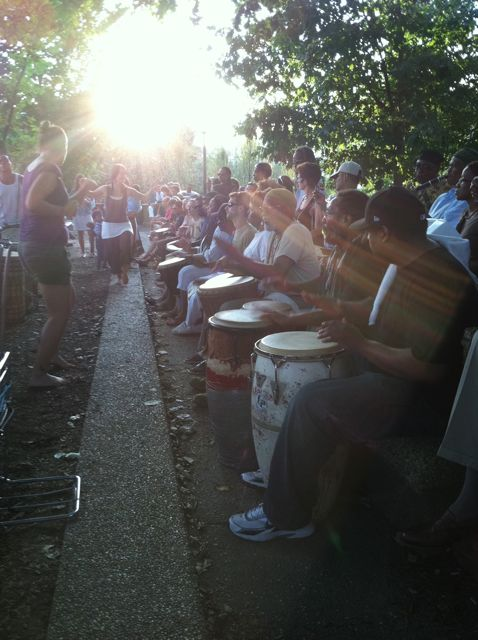 Picture of Drum Circle